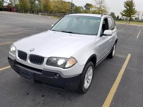 2005 BMW X3 for sale at Used Cars for Sale in Cicero IL