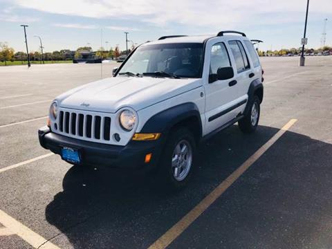 2007 Jeep Liberty for sale at Used Cars for Sale in Cicero IL