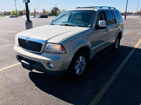2003 Lincoln Aviator for sale at Used Cars for Sale in Cicero IL