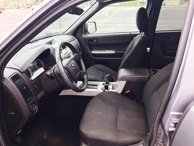 2008 Ford Escape for sale at Used Cars for Sale in Cicero IL