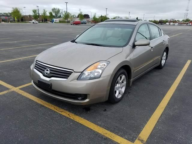 2008 Nissan Altima for sale at Used Cars for Sale in Cicero IL