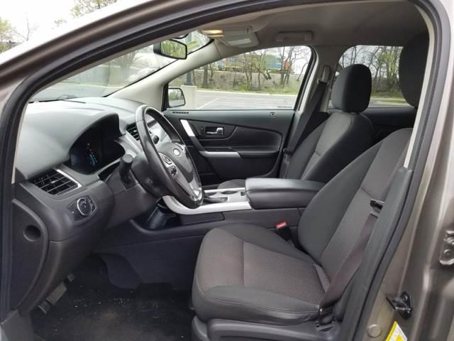 2013 Ford Edge for sale at Used Cars for Sale in Cicero IL