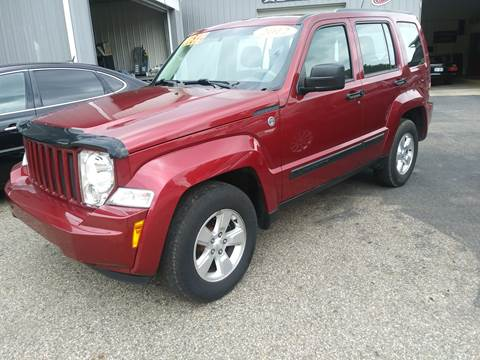 2012 Jeep Liberty for sale in Battle Creek, MI