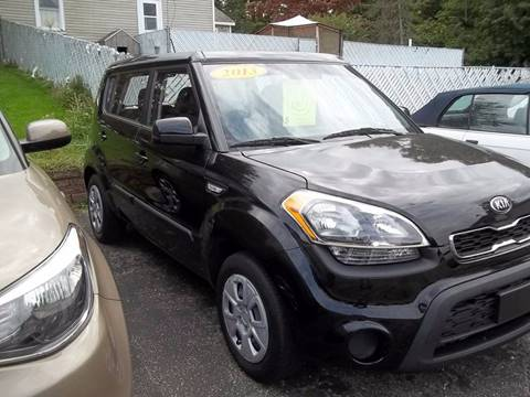 2013 Kia Soul for sale in Battle Creek, MI