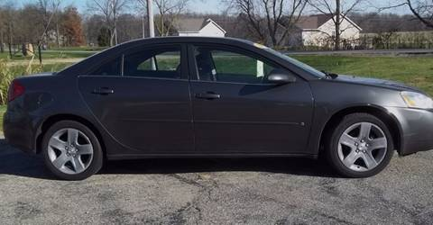 2007 Pontiac G6 for sale in Battle Creek, MI
