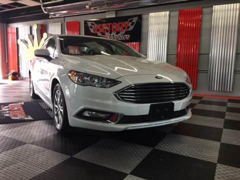 2017 Ford Fusion Hybrid for sale in Royal Oak, MI