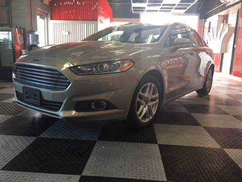 2016 Ford Fusion for sale in Royal Oak, MI