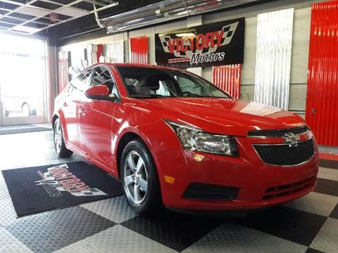 2014 Chevrolet Cruze for sale in Royal Oak, MI