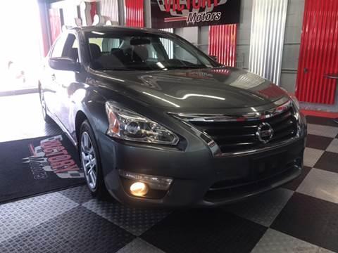 2015 Nissan Altima for sale in Royal Oak, MI