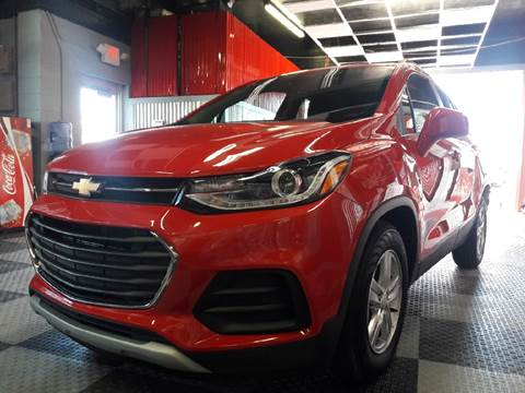 2017 chevrolet trax for sale in michigan for Victory motors royal oak