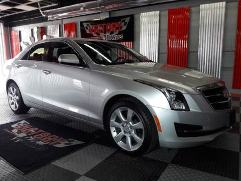 Cadillac ats for sale in michigan for Victory motors royal oak
