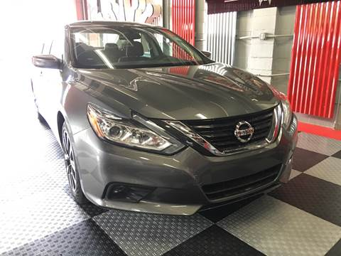 2018 nissan altima for sale in michigan for Victory motors royal oak