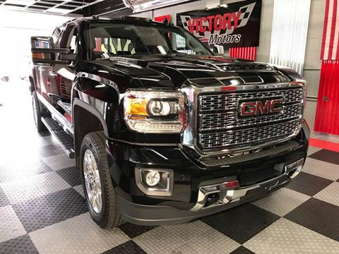 2018 GMC Sierra 2500HD for sale in Royal Oak, MI