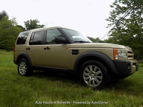 2005 Land Rover LR3 for sale in Swannanoa, NC