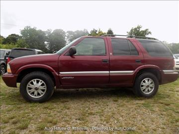 2001 GMC Jimmy for sale in Swannanoa, NC
