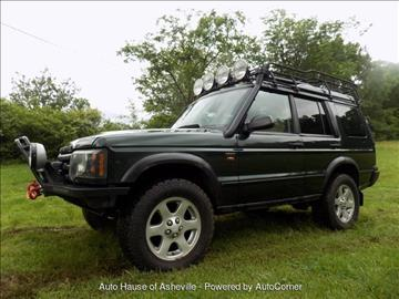 2004 Land Rover Discovery for sale in Swannanoa, NC