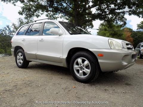 2006 Hyundai Santa Fe for sale in Swannanoa, NC