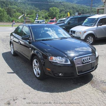 2007 Audi A4 for sale in Swannanoa, NC
