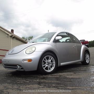 1999 Volkswagen New Beetle for sale in Swannanoa, NC