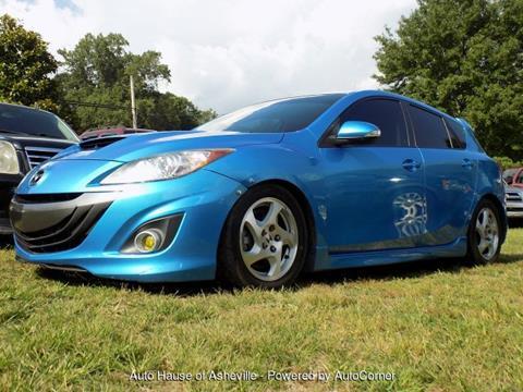 2010 Mazda MAZDASPEED3 for sale in Swannanoa, NC