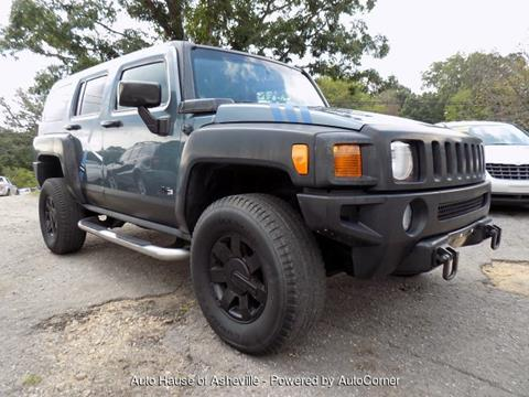 2007 HUMMER H3 for sale in Swannanoa, NC