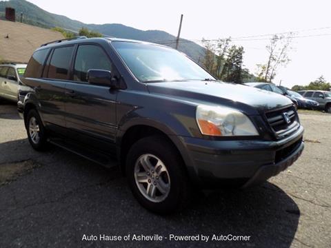 2005 Honda Pilot for sale in Swannanoa, NC