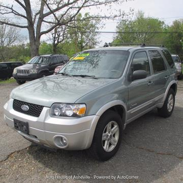 2006 Ford Escape Hybrid for sale in Swannanoa, NC