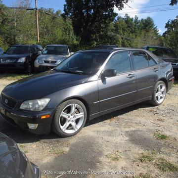 2002 Lexus IS 300 for sale in Swannanoa, NC