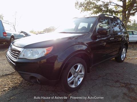 2010 Subaru Forester for sale in Swannanoa, NC
