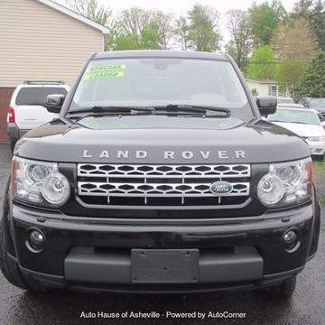 2011 Land Rover LR4 for sale in Swannanoa, NC