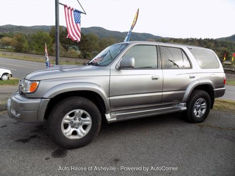 2002 Toyota 4Runner for sale in Swannanoa, NC