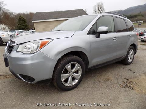 2014 Subaru Forester for sale in Swannanoa, NC