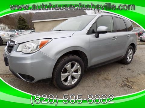 2014 Subaru Forester for sale in Swannanoa, NC