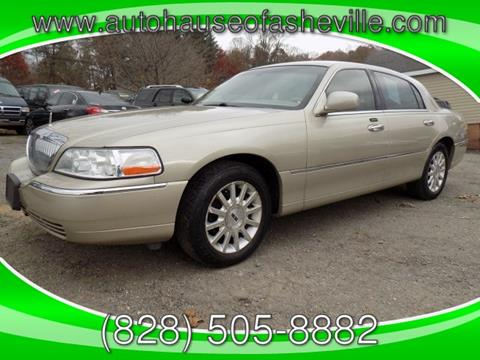 2006 Lincoln Town Car for sale in Swannanoa, NC