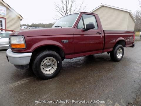1996 Ford F-150 for sale in Swannanoa, NC