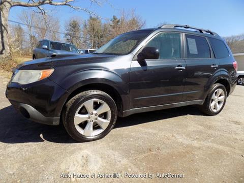 2009 Subaru Forester for sale in Swannanoa, NC