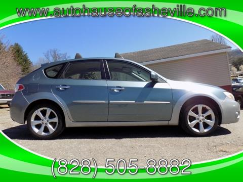 2009 Subaru Impreza for sale in Swannanoa, NC