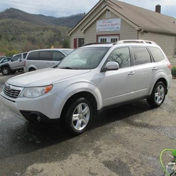 2010 Subaru Forester for sale in Swannanoa, NC