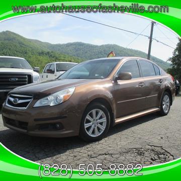 2011 Subaru Legacy for sale in Swannanoa, NC
