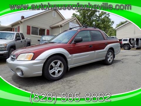 2003 Subaru Baja for sale in Swannanoa, NC