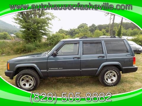2001 Jeep Cherokee for sale in Swannanoa, NC