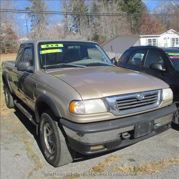 1999 Mazda B-Series Pickup for sale in Swannanoa, NC