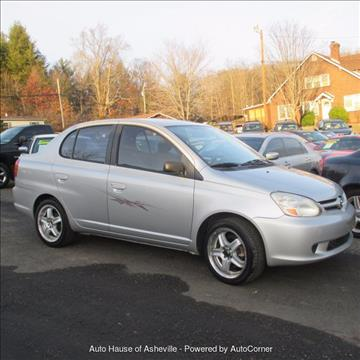 2003 Toyota ECHO for sale in Swannanoa, NC