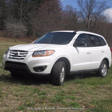 2010 Hyundai Santa Fe for sale in Swannanoa, NC