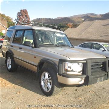 2003 Land Rover Discovery for sale in Swannanoa, NC
