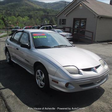 2001 Pontiac Sunfire for sale in Swannanoa, NC