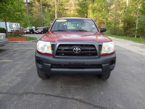 2005 Toyota Tacoma for sale in Londonderry, NH