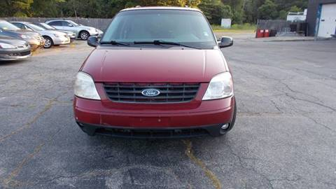 2004 Ford Freestar for sale in Londonderry, NH