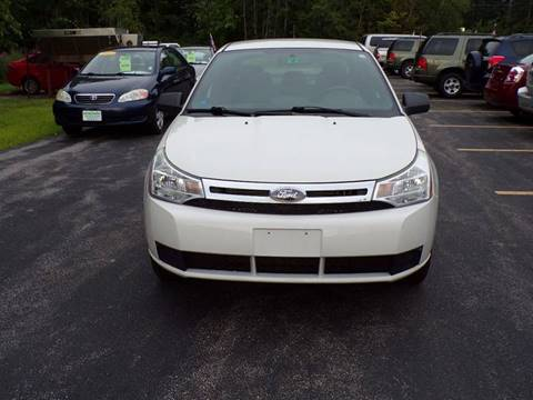 2010 Ford Focus for sale in Londonderry, NH