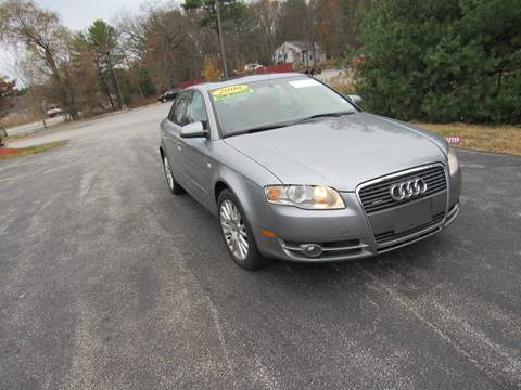 2006 Audi A4 for sale at Heritage Truck and Auto Inc. in Londonderry NH